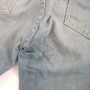 Burberry Pants - Vintage BURBERRY BLUE LABEL cotton denim FIRM